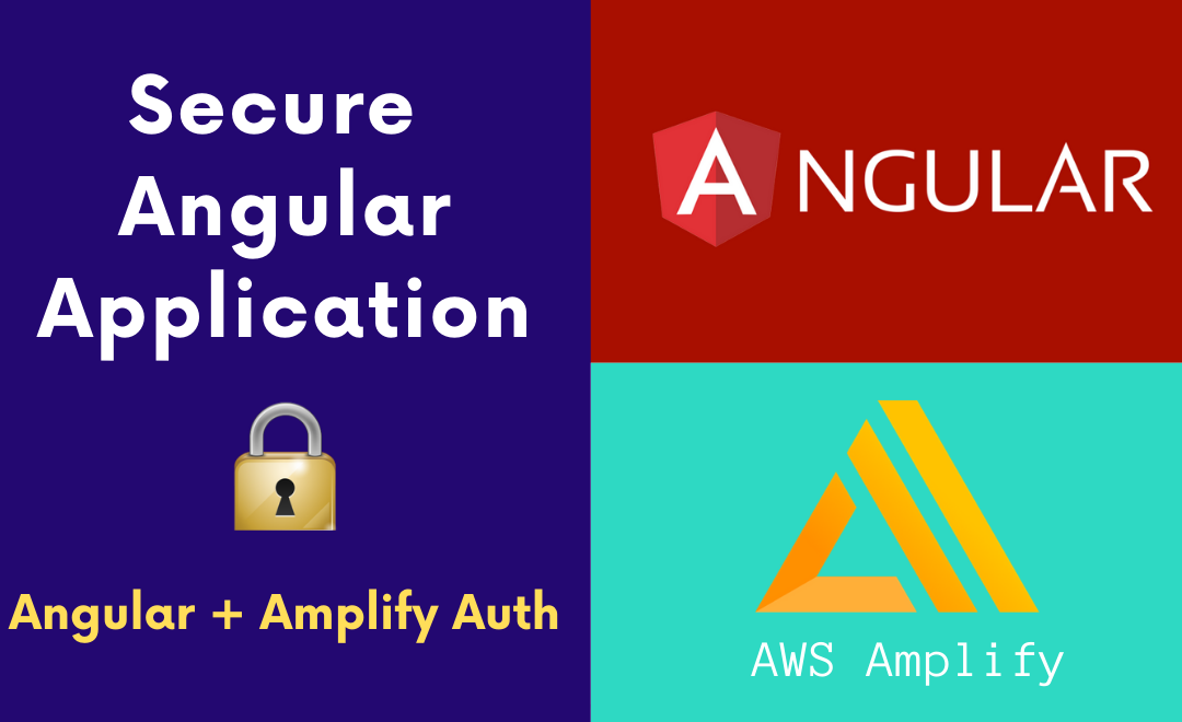 Implement Authentication in Angular using AWS Amplify
