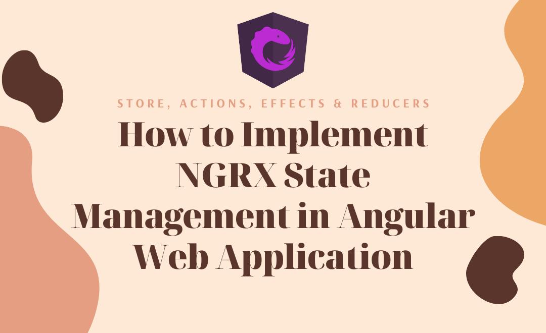 Using Redux with Angular